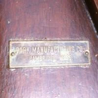 Park Manufacturing Co. deckplate
